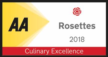 AA Rosette 2018