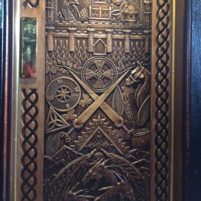 Game Of Thrones Door Enniskilen