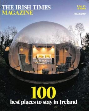 Irish Times - Top 100 places to stay