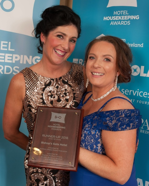 Northern Ireland Hotel Federation Housekeeping Awards