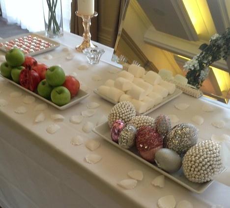 Persian Wedding Table