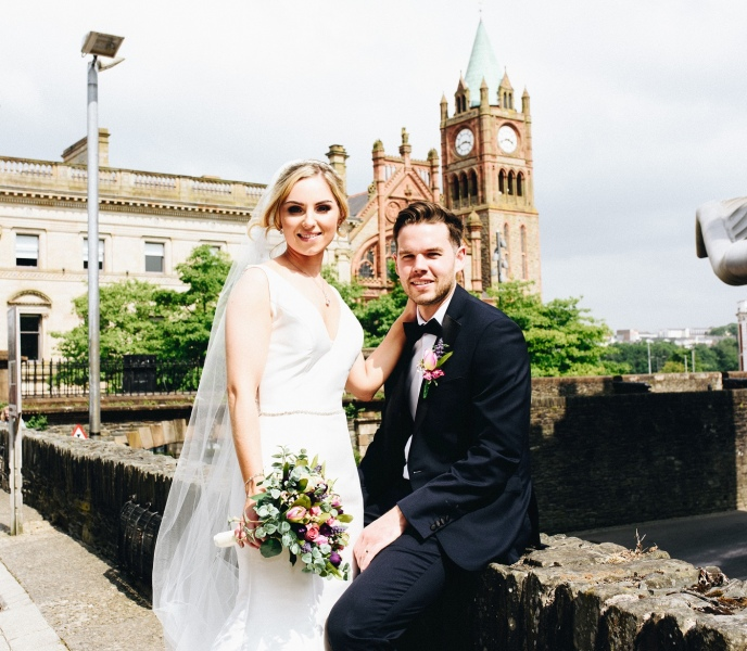 Wedding Portrait Guildhall